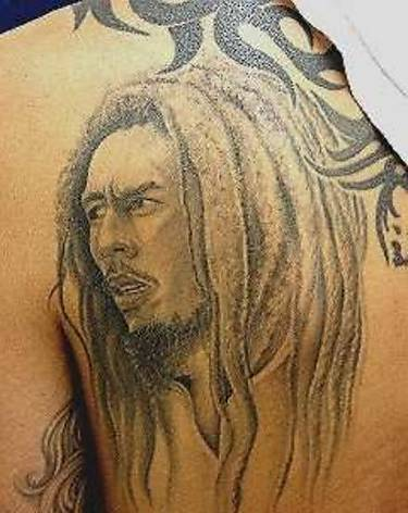 bob marley cool tattoos gallery of tattoo pictures tattoos pictures of tattoos tattoo designs. Black Bedroom Furniture Sets. Home Design Ideas