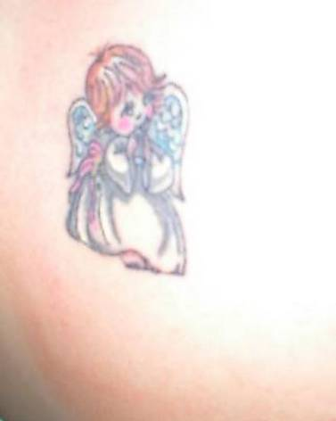 Angel Tattoos 7