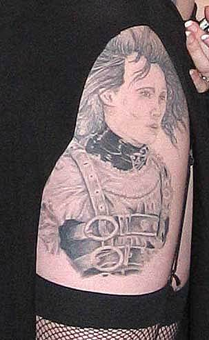 edward scissorhands cool tattoos gallery of tattoo pictures tattoos pictures of tattoos. Black Bedroom Furniture Sets. Home Design Ideas